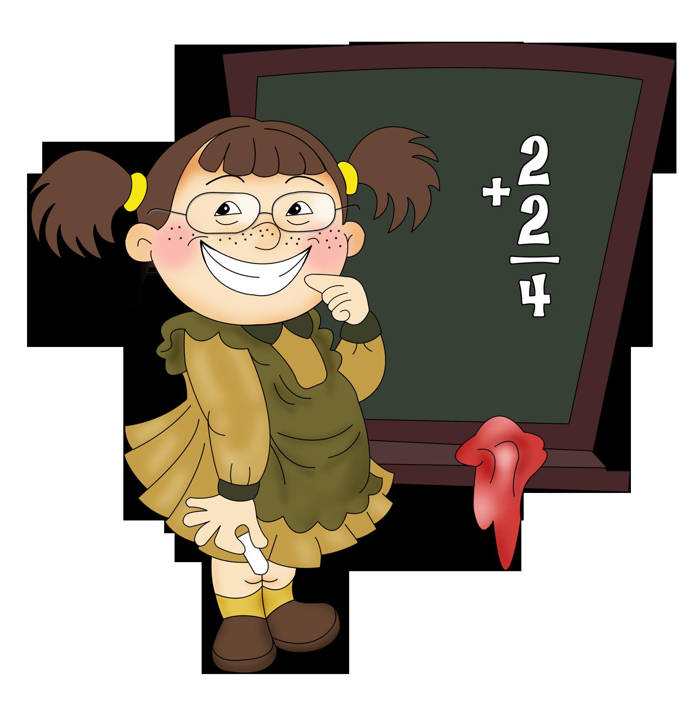 Анимашки школа на прозрачном фоне